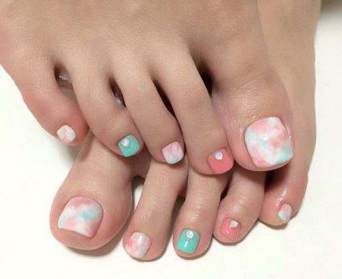 10-Spring-Toe-Nail-Art-Designs-Ideas-Trends-Stickers-2015-8