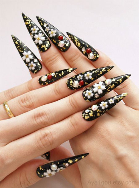 15-Cherry-Blooms-Spring-Nail-Art-Designs-Ideas-Trends-Stickers-2015-15