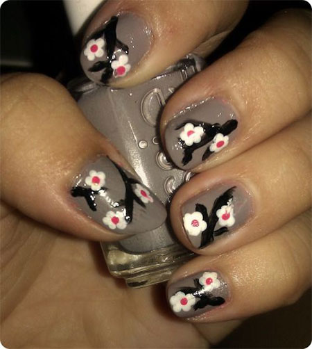 15-Cherry-Blooms-Spring-Nail-Art-Designs-Ideas-Trends-Stickers-2015-4