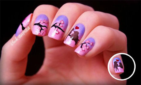 15-Cherry-Blooms-Spring-Nail-Art-Designs-Ideas-Trends-Stickers-2015-8