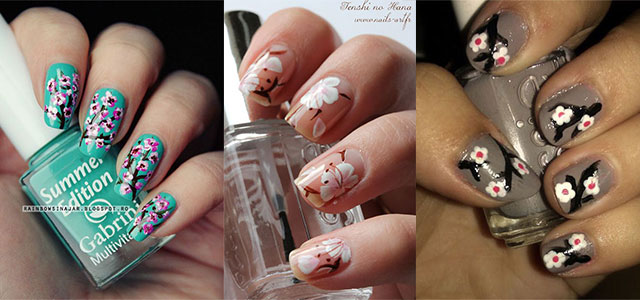 15-Cherry-Blooms-Spring-Nail-Art-Designs-Ideas-Trends-Stickers-2015