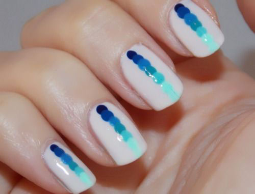 15-Easy-Spring-Nail-Art-Designs-Ideas-Trends- - 15 Easy Spring Nail Art Designs, Ideas, Trends & Stickers 2015