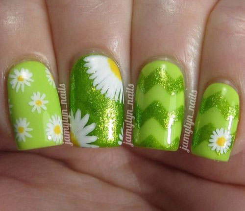 15-Easy-Spring-Nail-Art-Designs-Ideas-Trends-Stickers-2015-14