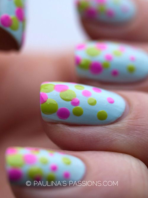 15-Easy-Spring-Nail-Art-Designs-Ideas-Trends-Stickers-2015-15
