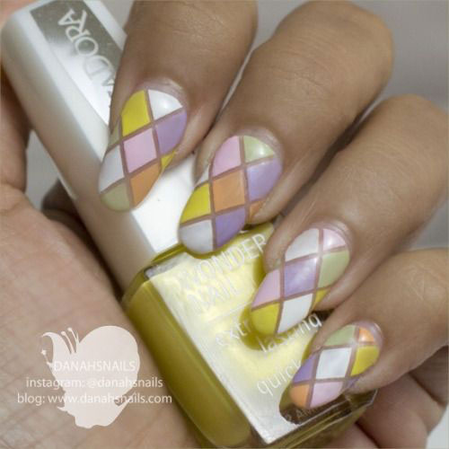 15-Easy-Spring-Nail-Art-Designs-Ideas-Trends-Stickers-2015-5