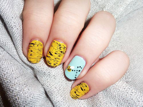 15-Easy-Spring-Nail-Art-Designs-Ideas-Trends-Stickers-2015-6