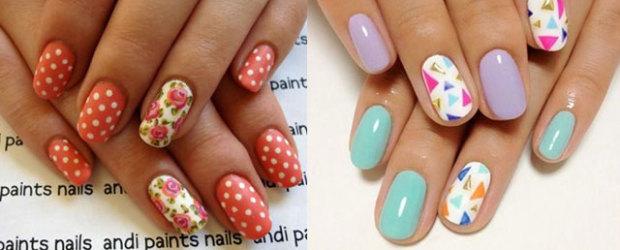 Fabulous Nail Art Designs Decor Your Nails Part 46