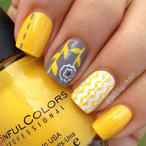 15 spring flower nail art designs ideas trends stickers 2015 15 spring flower nail art designs ideas trends prinsesfo Gallery