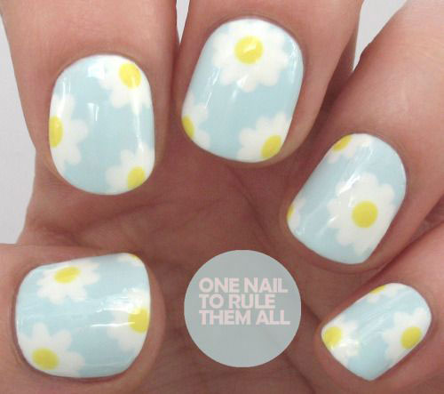 18 Best Spring Nail Art Designs Ideas Trends Stickers 2015 11 18 Best Spring Nail Art Designs, Ideas, Trends & Stickers 2015