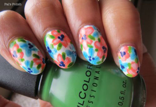 18 Best Spring Nail Art Designs Ideas Trends Stickers 2015 15 18 Best Spring Nail Art Designs, Ideas, Trends & Stickers 2015