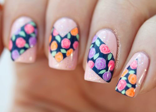 18 Best Spring Nail Art Designs Ideas Trends Stickers 2015 16 18 Best Spring Nail Art Designs, Ideas, Trends & Stickers 2015