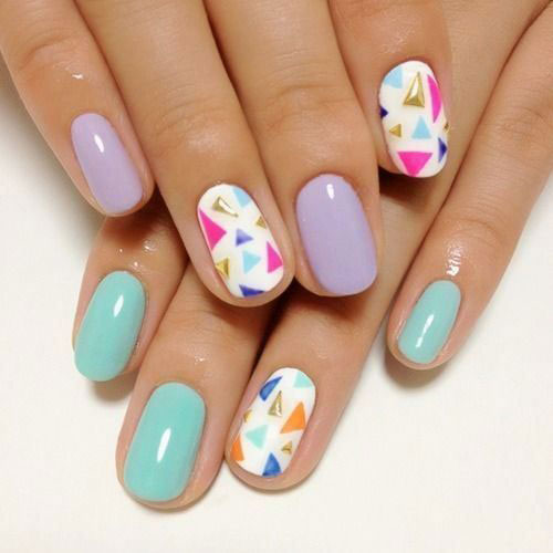 18 Best Spring Nail Art Designs Ideas Trends Stickers