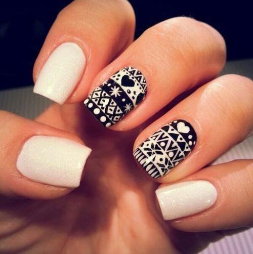 18 Best Spring Nail Art Designs Ideas Trends Stickers 2015 5 18 Best Spring Nail Art Designs, Ideas, Trends & Stickers 2015