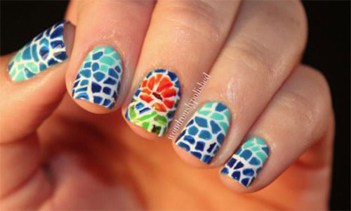 18 Best Spring Nail Art Designs Ideas Trends Stickers 2015 8 18 Best Spring Nail Art Designs, Ideas, Trends & Stickers 2015
