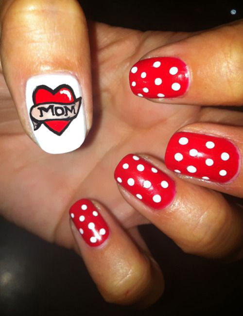 15-Best-Happy-Mothers-Day-Nail-Art-Designs-Ideas-Trends-Stickers-2015-10
