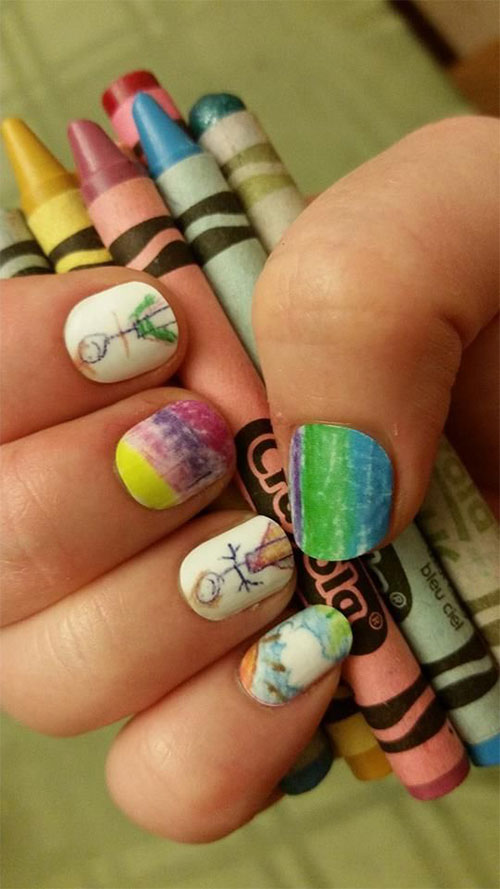 15-Best-Happy-Mothers-Day-Nail-Art-Designs-Ideas-Trends-Stickers-2015-14
