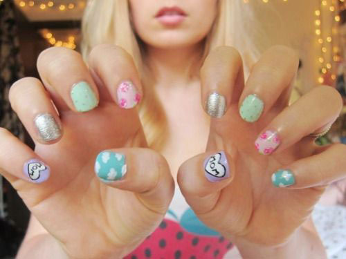 15-Best-Happy-Mothers-Day-Nail-Art-Designs-Ideas-Trends-Stickers-2015-16