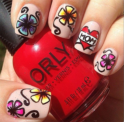 15-Best-Happy-Mothers-Day-Nail-Art-Designs-Ideas-Trends-Stickers-2015-2