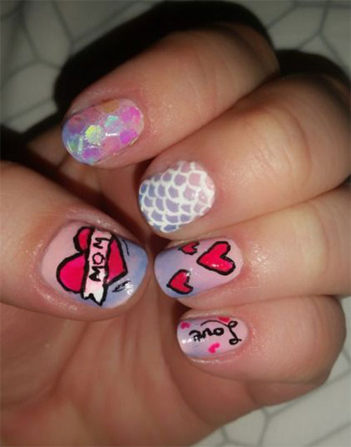 15-Best-Happy-Mothers-Day-Nail-Art-Designs-Ideas-Trends-Stickers-2015-4