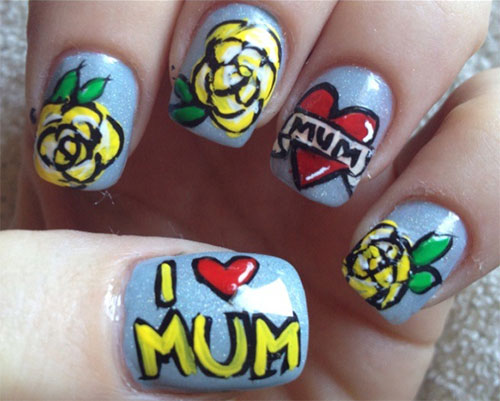 15-Best-Happy-Mothers-Day-Nail-Art-Designs-Ideas-Trends-Stickers-2015-7