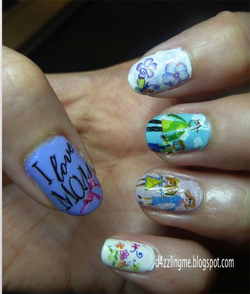 15-Best-Happy-Mothers-Day-Nail-Art-Designs-Ideas-Trends-Stickers-2015-9