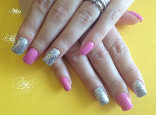 15 Cool Pretty Summer Acrylic Nail Art Designs