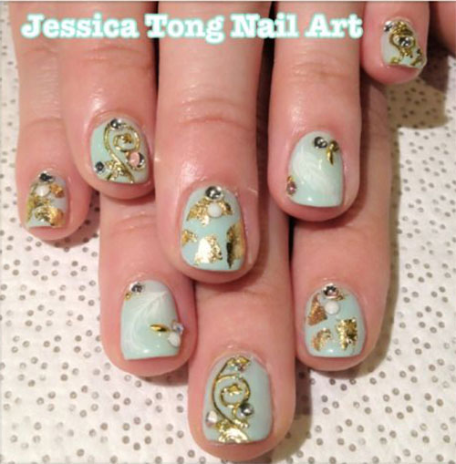 15-Fun-Bright-Summer-Gel-Nail-Art-Designs-Ideas-Trends-Stickers-2015-7
