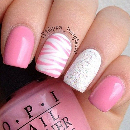 15+ Fun & Bright Summer Gel Nail Art Designs, Ideas