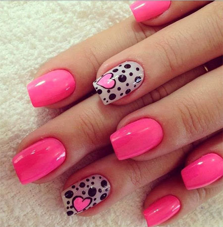 15-Summer-Pink-Nail-Art-Designs-Ideas-Trends-Stickers-2015-15