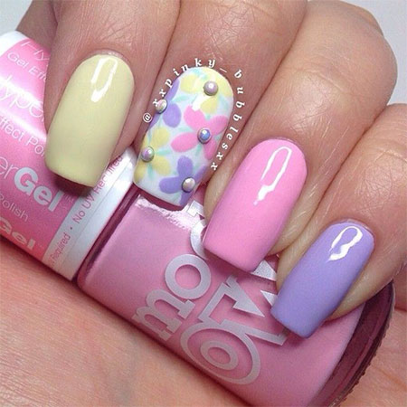 15-Summer-Pink-Nail-Art-Designs-Ideas-Trends-Stickers-2015-4