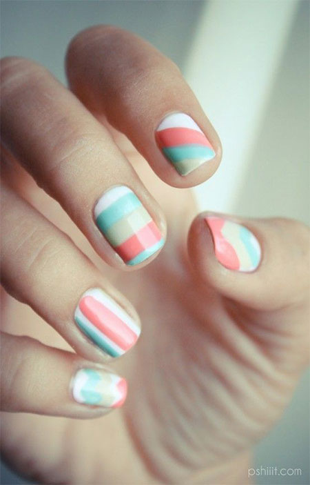 Summer Nail Stickers