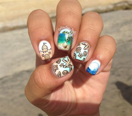 30-Best-Cool-Summer-Nail-Art-Designs-Ideas-Trends-Stickers-2015-13