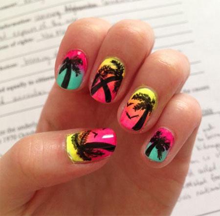 30-Best-Cool-Summer-Nail-Art-Designs-Ideas- - 30+ Best & Cool Summer Nail Art Designs, Ideas, Trends & Stickers
