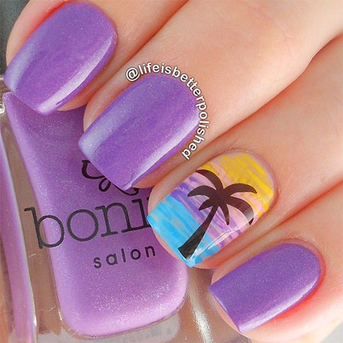 18-Beach-Nail-Art-Designs-Ideas-Trends-Stickers-2015-Summer-Nails-8