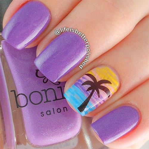 18-Beach-Nail-Art-Designs-Ideas-Trends-Stickers-2015-Summer-Nails-8