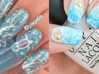 30  inspiring beach nail art designs ideas trends