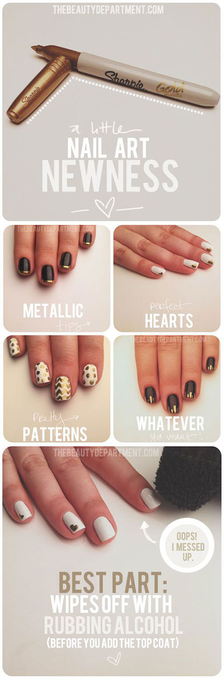 18-Easy-Step-By-Step-Summer-Nail-Art-Tutorials-For-Beginners-Learners-2015-11