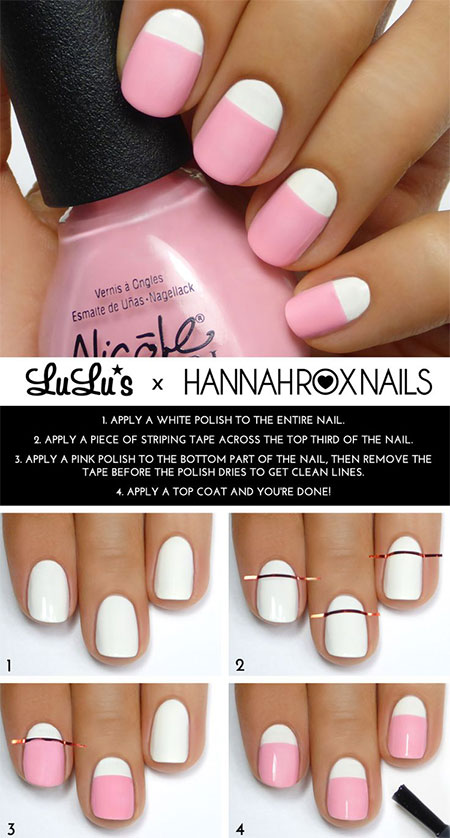 18-Easy-Step-By-Step-Summer-Nail-Art-Tutorials-For-Beginners-Learners-2015-3