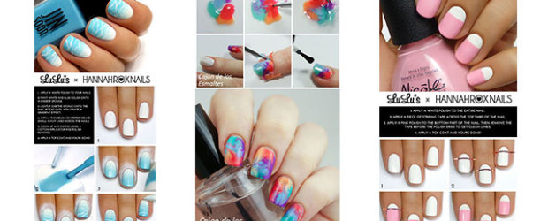 18-Easy-Step-By-Step-Summer-Nail-Art-Tutorials-For-Beginners-Learners-2015