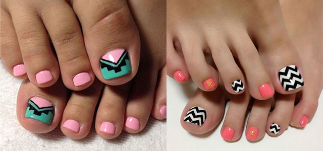 18 Summer Toe Nail Art Designs Ideas Trends Stickers 2015