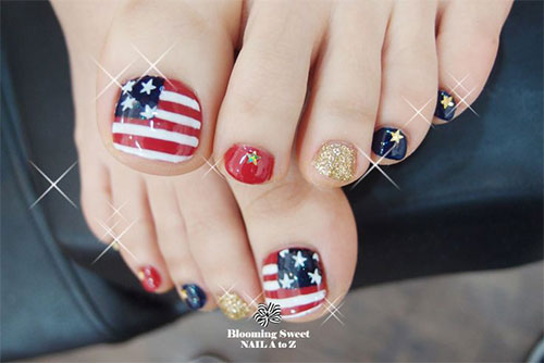 10-Cute-Fourth-Of-July-Toe-Nail-Art-Designs-Ideas-Trends-Stickers-2015-4th-Of-July-Nails-2