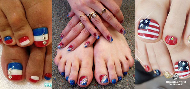 10 cute fourth of july toe nail art designs ideas trends 10 cute fourth of july toe nail art designs ideas trends stickers 2015 4th of july nails fabulous nail art designs prinsesfo Image collections