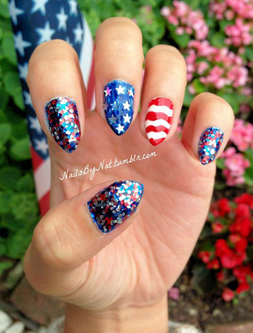 12-American-Flag-Nail-Art-Designs-Ideas-Trends-Stickers-2015-4th-Of-July-Nails-11