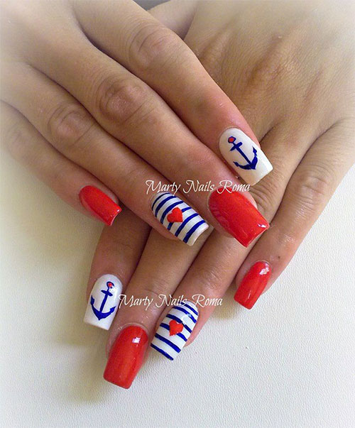 15-Fourth-Of-July-Acrylic-Nail-Art-Designs-Ideas-Trends-Stickers-2015-4th-Of-July-Nails-1