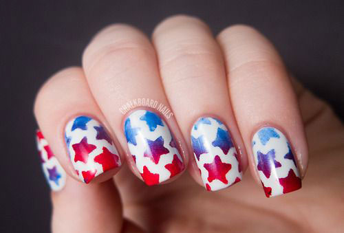 15-Fourth-Of-July-Acrylic-Nail-Art-Designs-Ideas-Trends-Stickers-2015-4th-Of-July-Nails-10