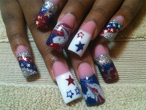 15-Fourth-Of-July-Acrylic-Nail-Art-Designs-Ideas-Trends-Stickers-2015-4th-Of-July-Nails-2