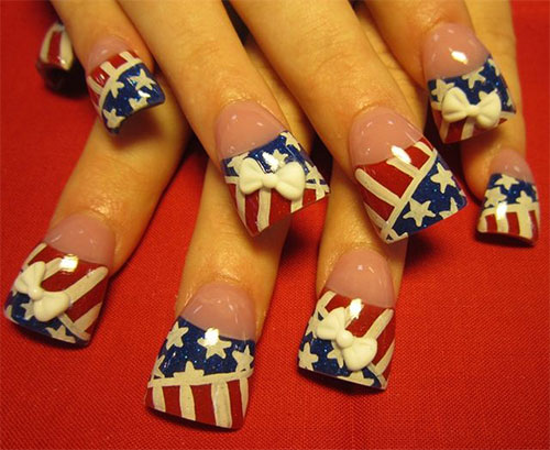 15-Fourth-Of-July-Acrylic-Nail-Art-Designs-Ideas-Trends-Stickers-2015-4th-Of-July-Nails-3