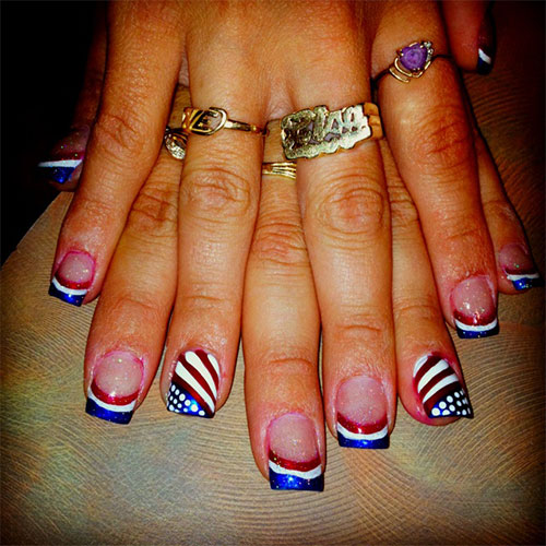 15-Fourth-Of-July-Acrylic-Nail-Art-Designs-Ideas-Trends-Stickers-2015-4th-Of-July-Nails-4