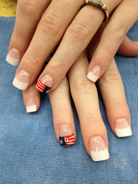 15-Simple-Fourth-Of-July-Nail-Art-Designs-Ideas-Stickers-2015-4th-Of-July-Nails-1