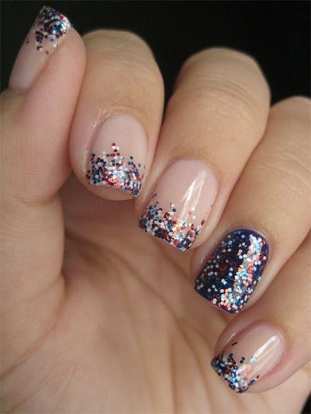 15-Simple-Fourth-Of-July-Nail-Art-Designs-Ideas-Stickers-2015-4th-Of-July-Nails-10